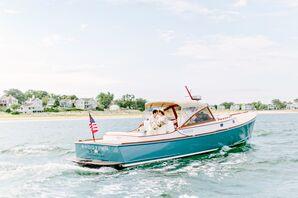Post-Ceremony Cape Cod Boat Ride