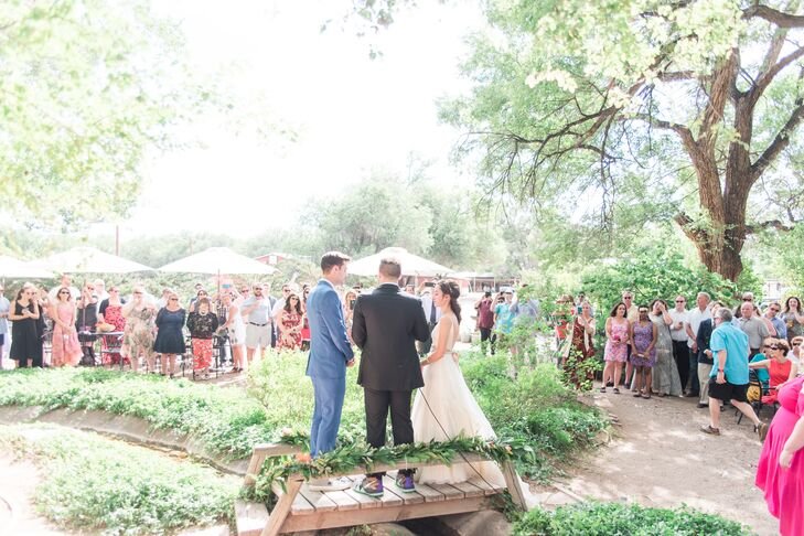 Old Town Farm Garden Ceremony