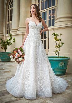 Jasmine Couture T222064 A-Line Wedding Dress
