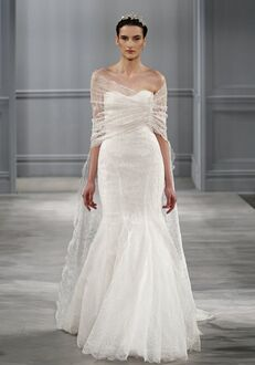 Monique Lhuillier Intrigue Gown Wedding Dress
