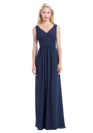 Bill Levkoff 1162 V-Neck Bridesmaid Dress
