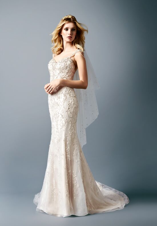 Val Stefani MCKENNA Wedding Dress - The Knot