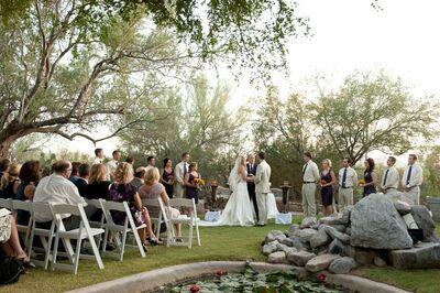Wedding Pastor John
