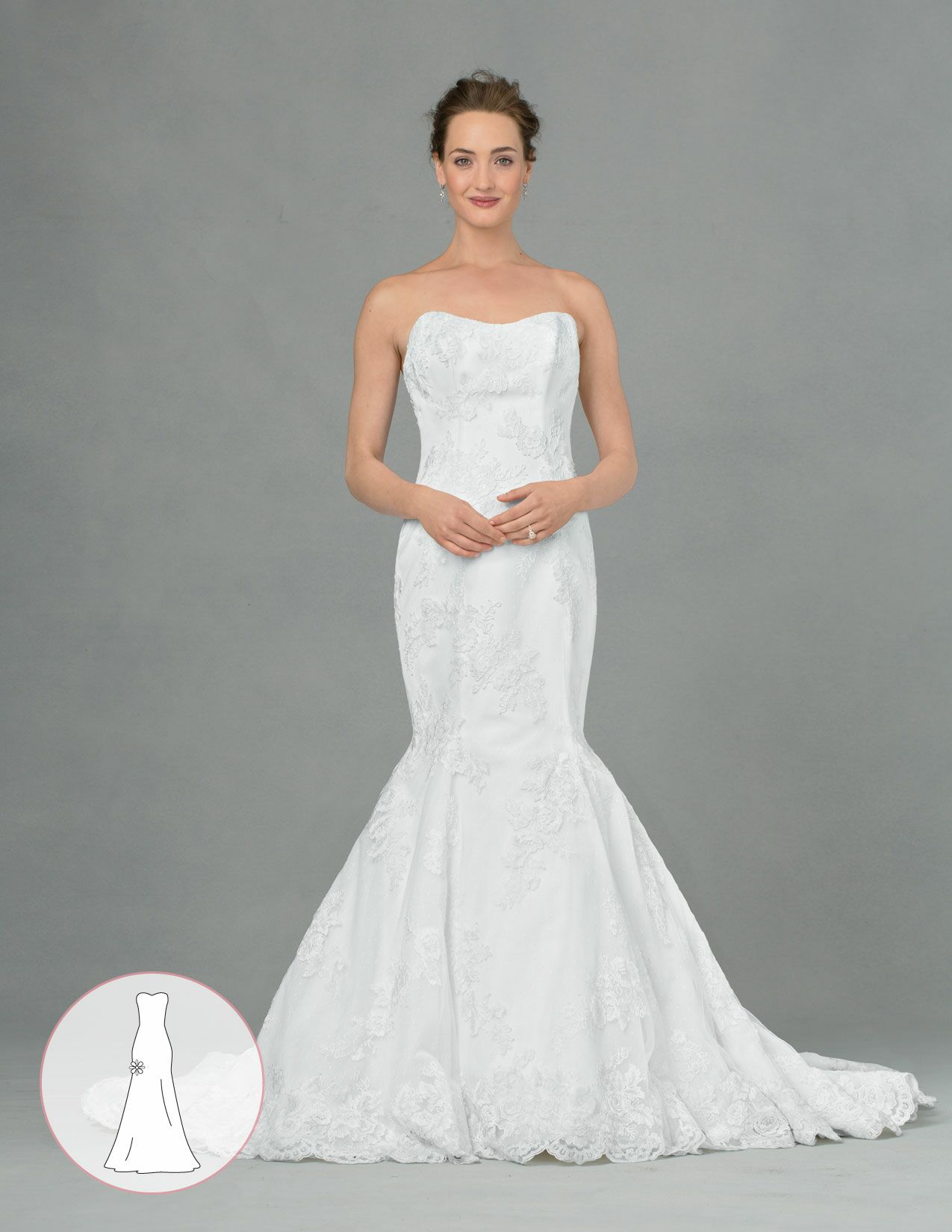 daec41d55e Your Ultimate Guide to Wedding Dress Silhouettes