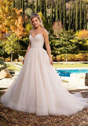 Casablanca Bridal 2389 Rachel Ball Gown Wedding Dress