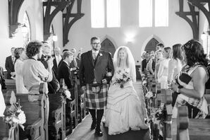 Traditional Scottish Wedding Men's Attire