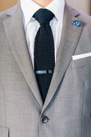 Gray Cicchini Custom Suit