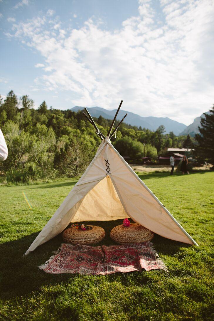 Bohemian Tent Cocktail Lounge