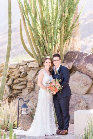 Modern Wedding in Palm Springs