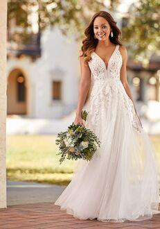 Stella York 7082 A-Line Wedding Dress