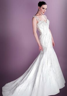 Stephen Yearick KSY68 Mermaid Wedding Dress