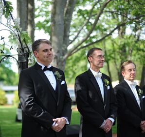 First Look at Spring Ceremony