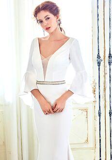 Calla Blanche 18108 Courtney Sheath Wedding Dress