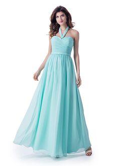 Venus Bridesmaids BM2215 Halter Bridesmaid Dress