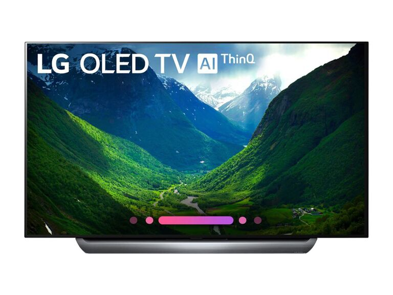 best smart home products lg tv