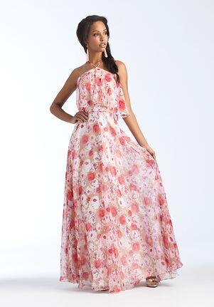 Allure Bridesmaids 1571 Halter Bridesmaid Dress