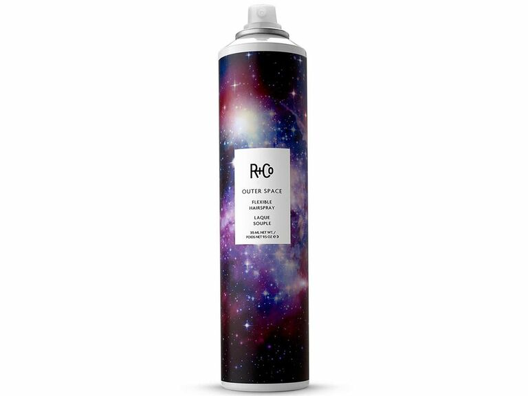 R+Co Outer Space flexible hairspray