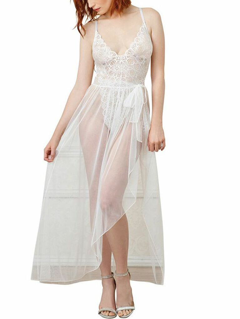 macy's wedding night lingerie