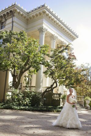 Ivory Watters Wedding Gown