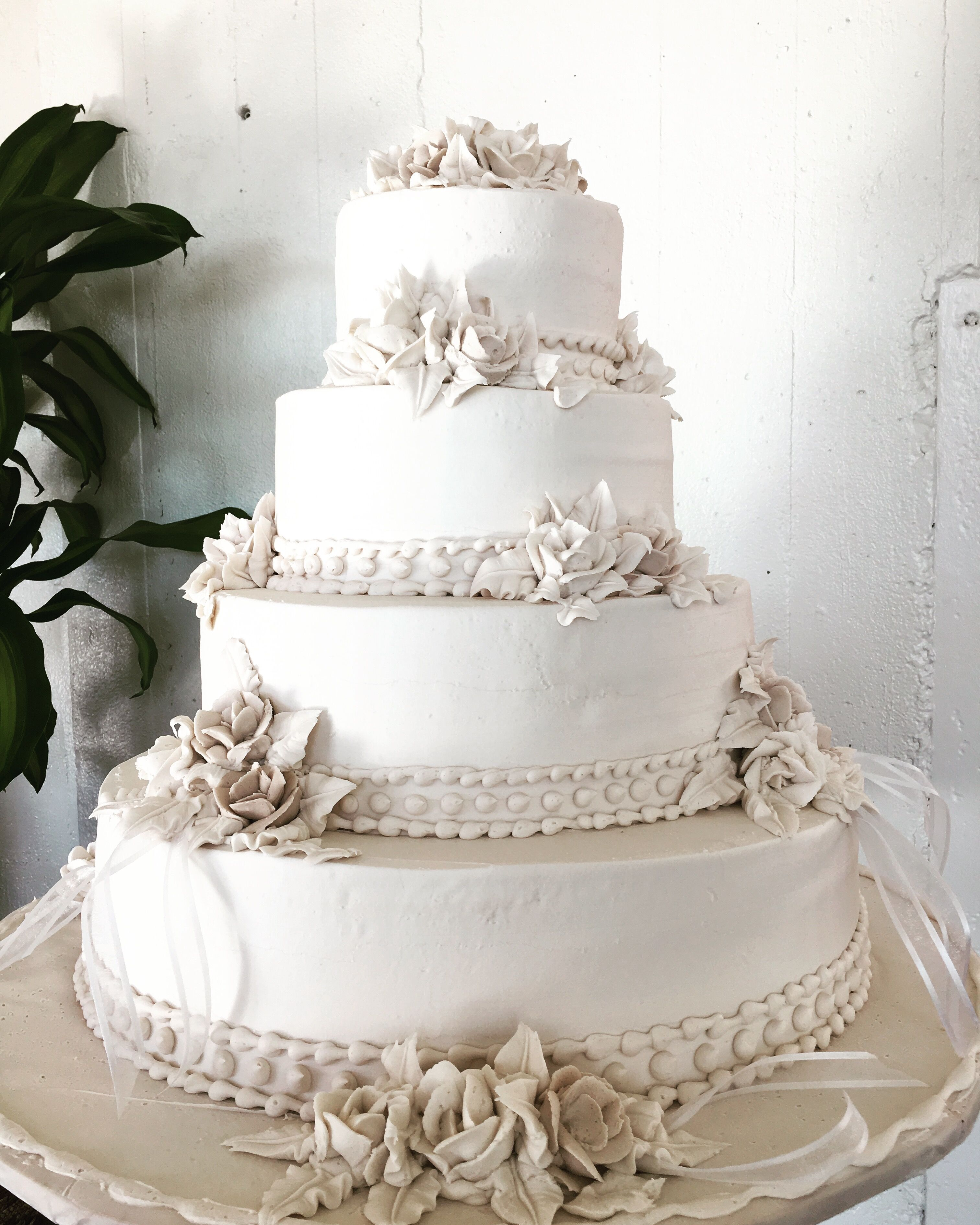 Wedding Cake 101 An Introduction To Wedding Cakes: Wedding Cakes - New Orleans, LA