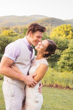 Mia and David's North Carolina Wedding