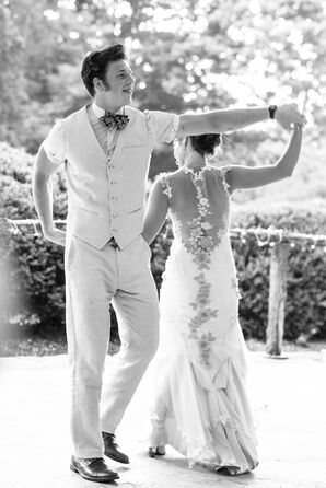 Mia and David's First Dance