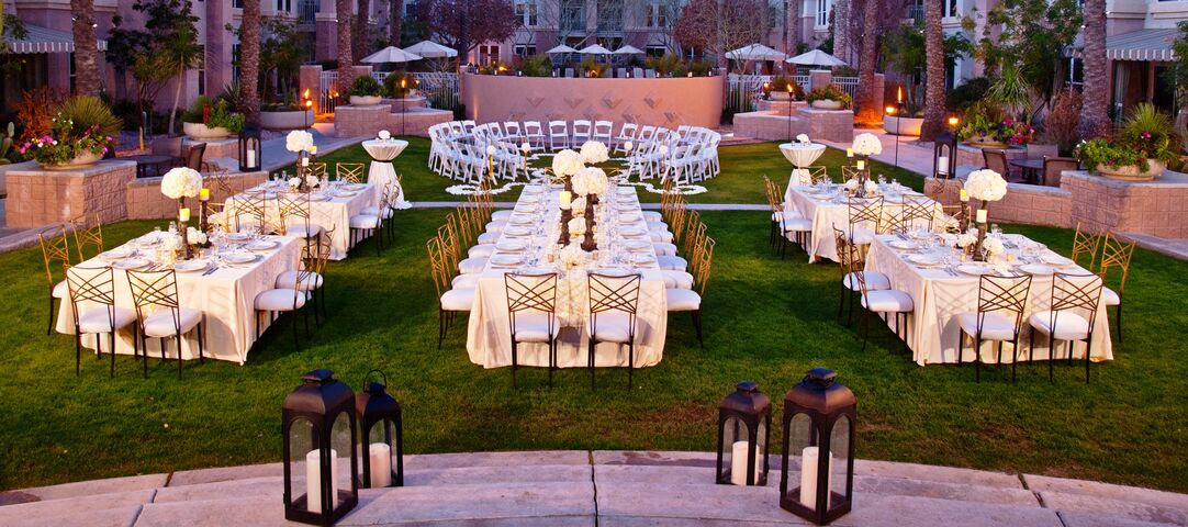 Wedding reception venues in phoenix az the knot gainey suites hotel junglespirit Gallery