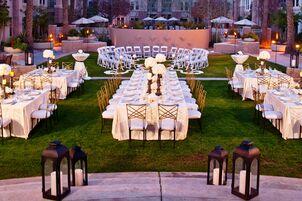 Wedding reception venues in phoenix az the knot gainey suites hotel junglespirit Gallery