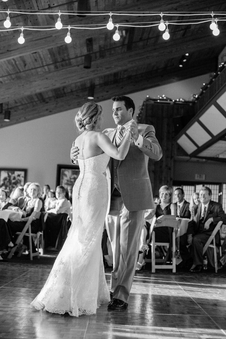 Taryn and Jeff's First Dance
