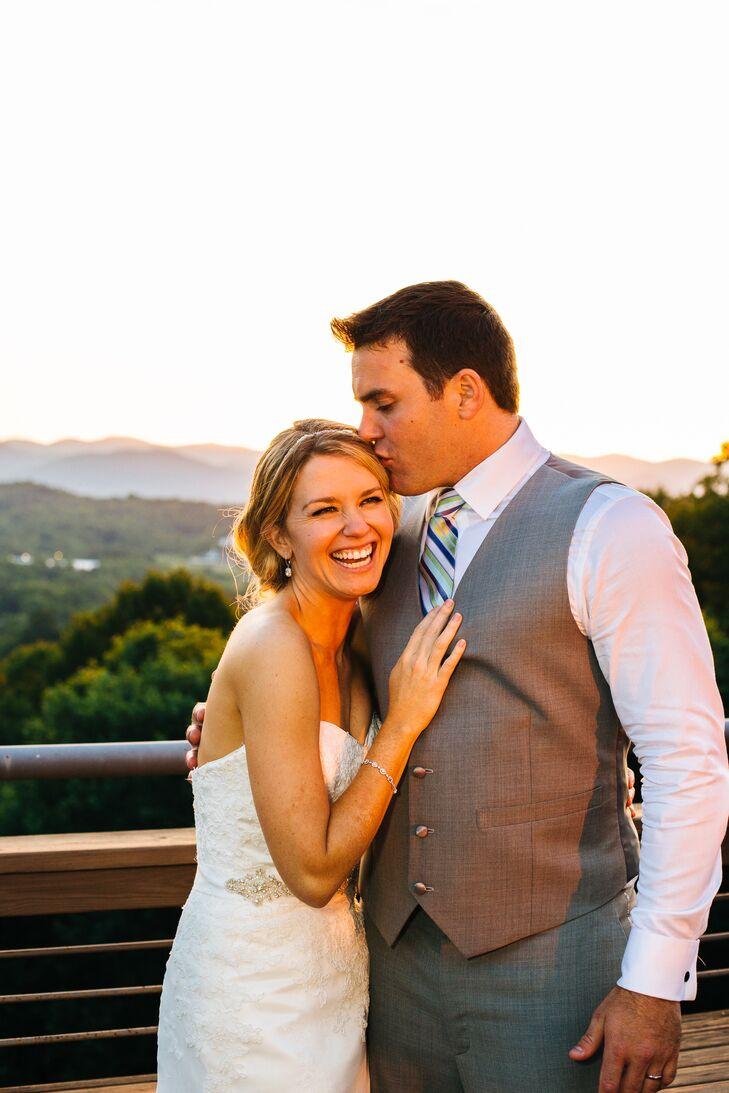 Taryn and Jeff's Romantic Destination Wedding