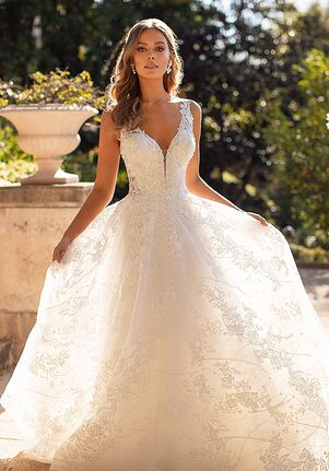 Val Stefani ORALEE A-Line Wedding Dress