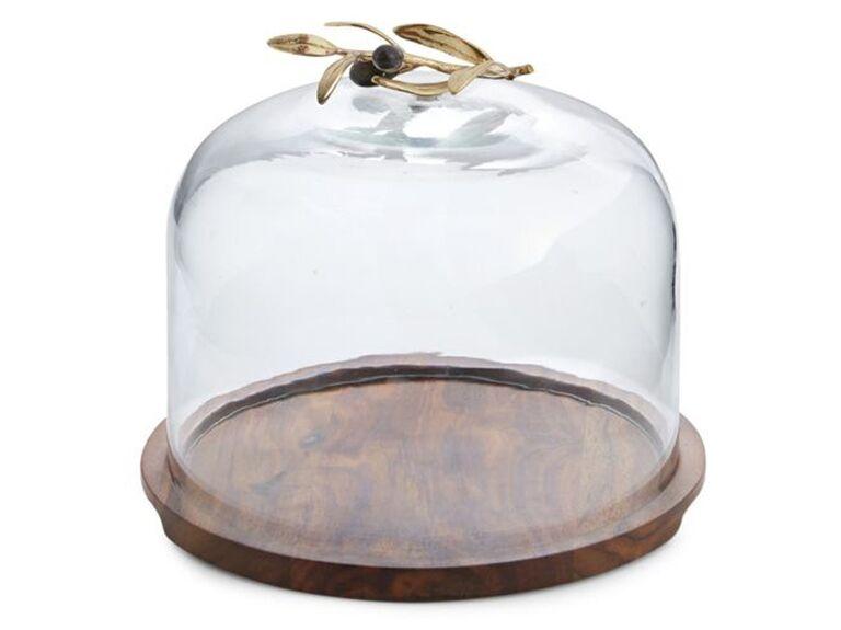 glass dome server