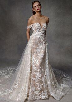 Badgley Mischka Bride Dita A-Line Wedding Dress