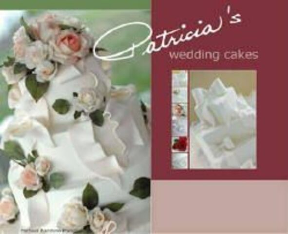 Patricias Weddings Custom Cakes Unlimited Reading OH