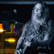 Palm Springs, CA Singer Guitarist | Courtney Chambers
