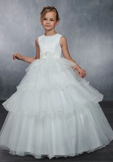 Mary's Angel by Mary's Bridal MB9041 Ivory Flower Girl Dress