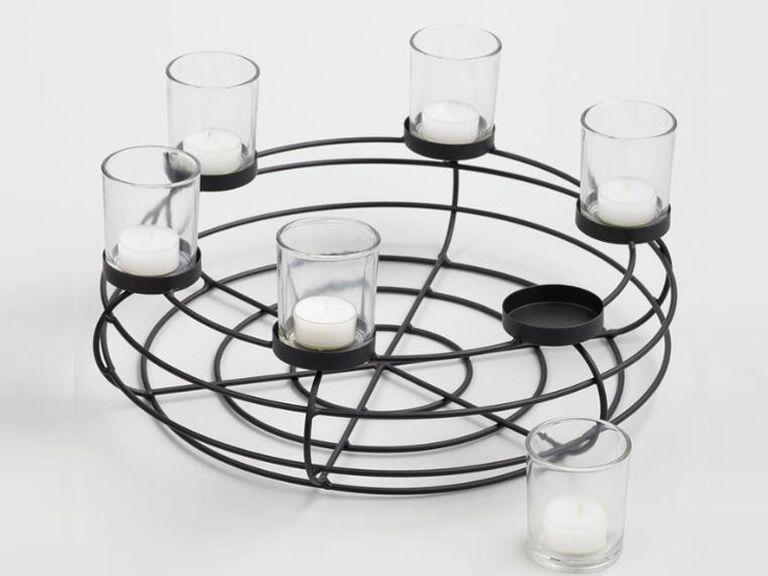 Tealight Centerpiece
