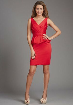 Allure Bridesmaids 1359 V-Neck Bridesmaid Dress