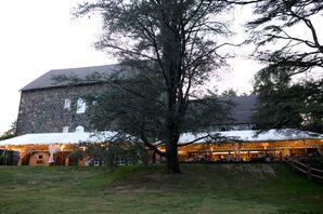 Tyler Arboretum Tented Reception