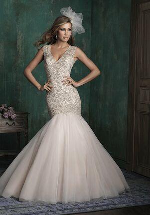 Allure Couture C343 Mermaid Wedding Dress