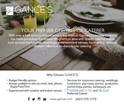 Gance's Complete Catering