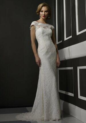 Robert Bullock Bride Emily Sheath Wedding Dress