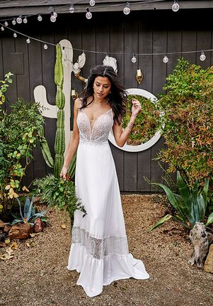 All Who Wander Cairo Sheath Wedding Dress