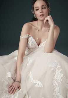 Maggie Sottero TRINITY Ball Gown Wedding Dress