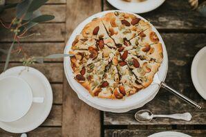 Rustic Almond Tart