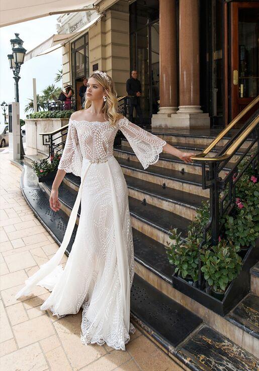 26d53bcbff93 Alessandra Rinaudo Collection BRIA AR 2017 A-Line Wedding Dress