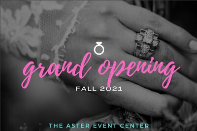 The Aster Event Center