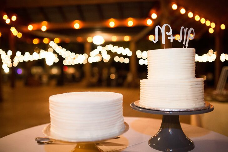Ribbed Cake