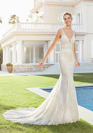 Rosa Clará CHARLIZE Mermaid Wedding Dress