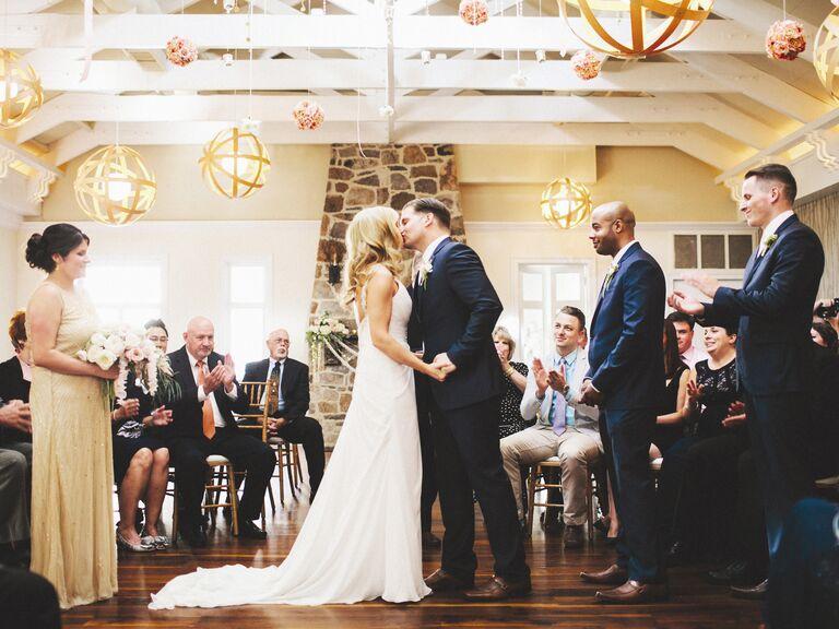 Modern nondenominational wedding ceremony